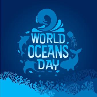 Sorteo del día mundial de los océanos