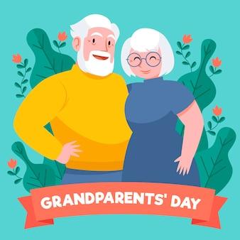 Sorteo del día nacional de los abuelos