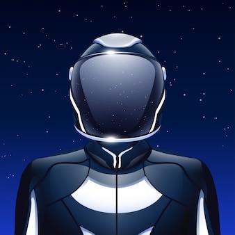 Starman en el cielo