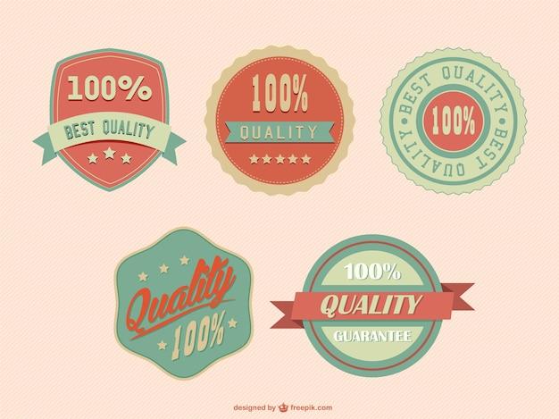 Stickers clásicos