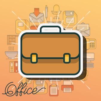 Envelope clip fotos y vectores gratis for Suministro de oficina