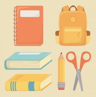 Suministros de regreso a la escuela