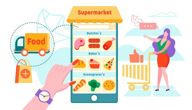 Supermercado en linea
