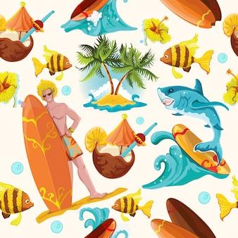 Surf sin costuras