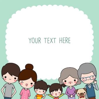 Tablero de mensajes en blanco