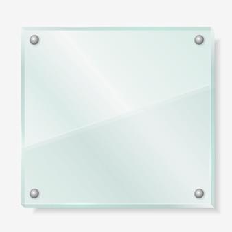 Tablero de vidrio