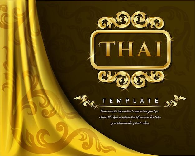 Tailandés tradicional.