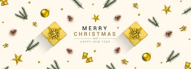 Tarjeta de año nuevo de vacaciones - feliz navidad