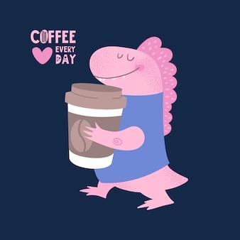 Tarjeta de cafe