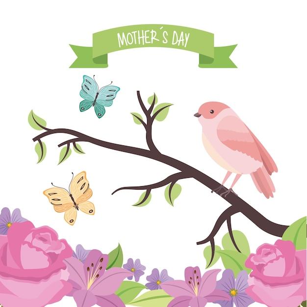 Tarjeta del día de las madres