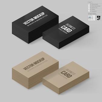 Tarjeta de presentación de marca