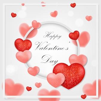 Tarjetas de felicitación del día de san valentín