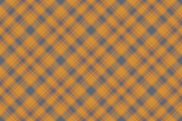 Tartán escocés patrón de cuadros sin fisuras. tela de fondo retro. vintage verificación color cuadrado textura geométrica.