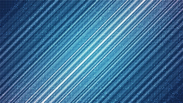 Tecnología blue cyber light