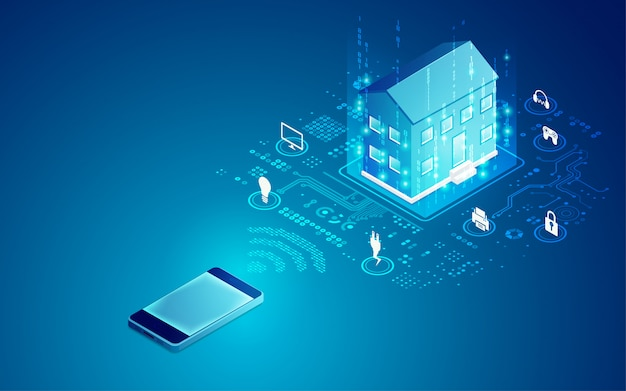 Tecnología de casa inteligente