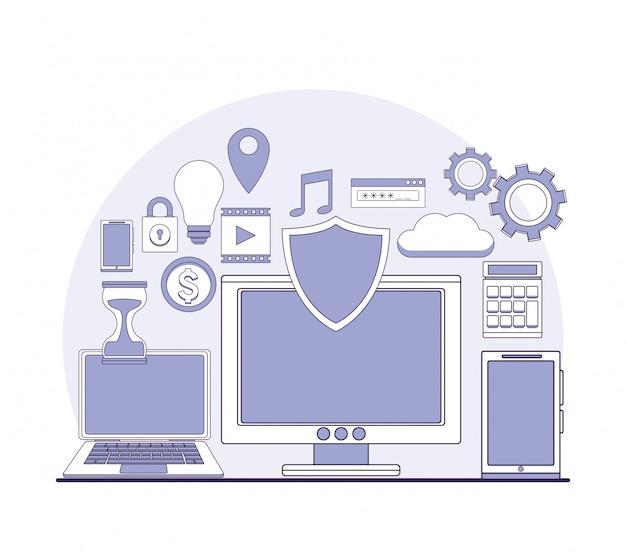 Tecnología de centro de datos