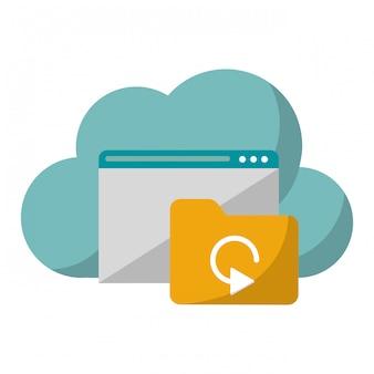 Tecnología de computación en la nube