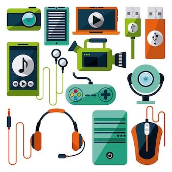 Tecnología de gadgets