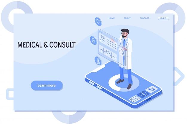 Tecnología inteligente en salud.