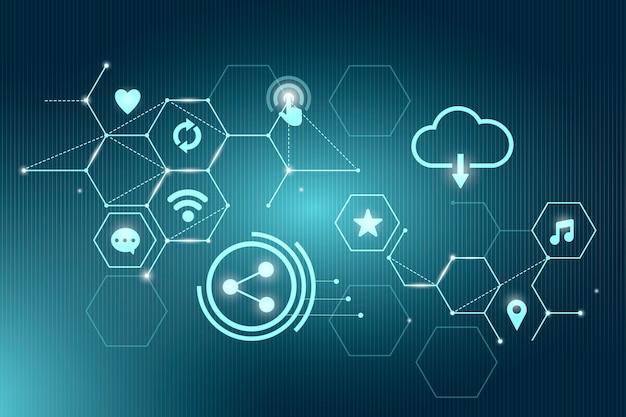 Tecnología de internet en la nube