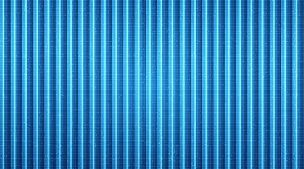 Tecnología de línea de velocidad digital fondo de microchip, concepto de internet y alta tecnología