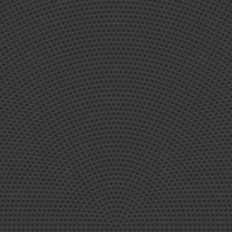 Tecnología de material perforado vector de fondo