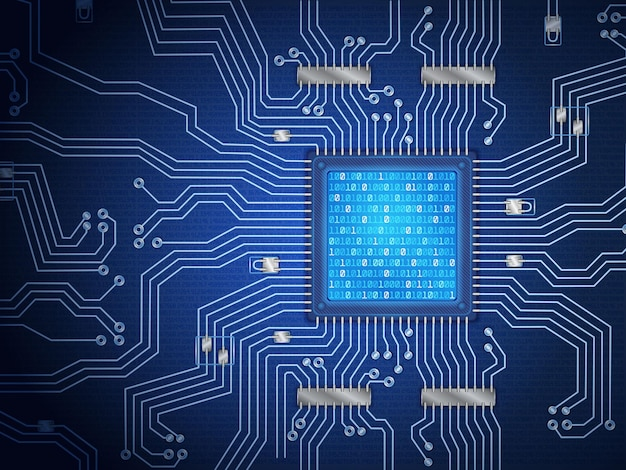 Tecnología de procesador de computadora