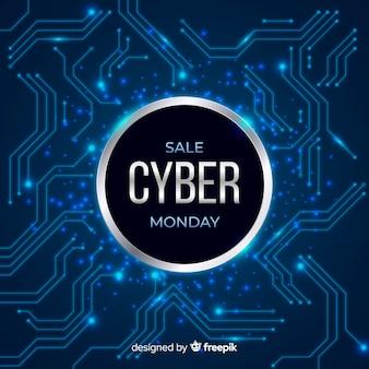 Tecnología realista ciber lunes