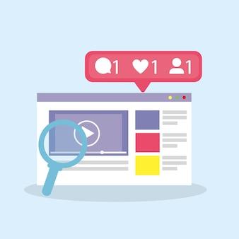 Tecnología de redes sociales