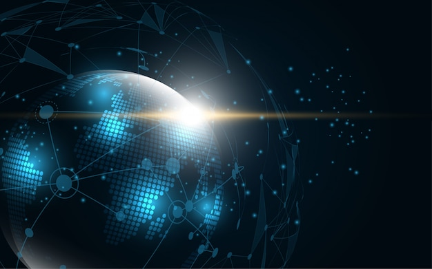 Tecnología de resumen de conexión de red global