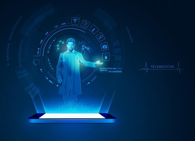 Tecnología de telemedicina