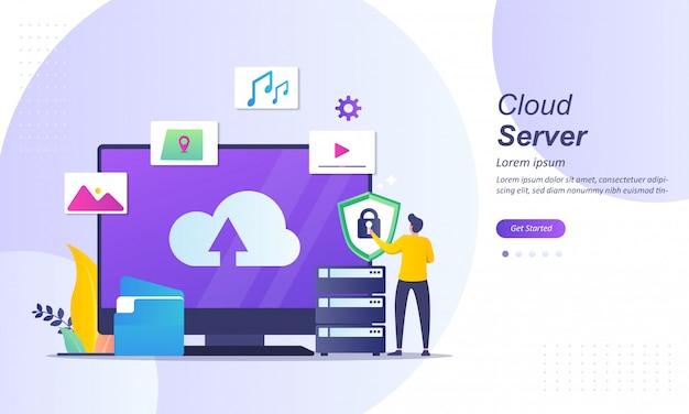 Tecnología web en la nube