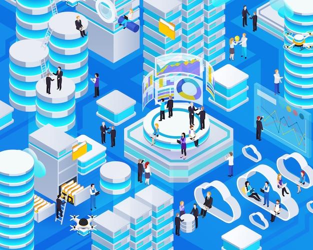Tecnologías de análisis de big data