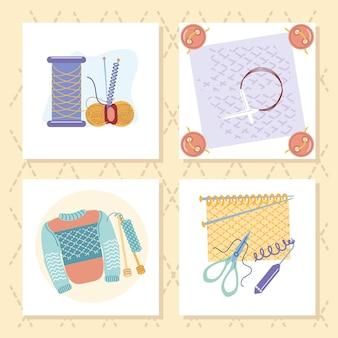 Tejido y costura