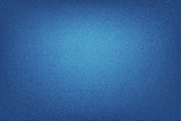 Tela de textura de mezclilla de jean abstracto como fondo