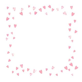 Telón de fondo de san valentín. spray de matrimonio. guardar folleto de fecha. revista rose december. textil lluvia dorada. pintura rosa brillante. pintura de compromiso. telón de fondo de san valentín dorado
