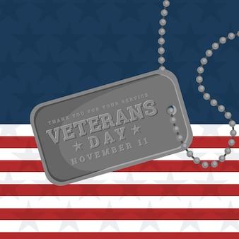Tema del día de los veteranos