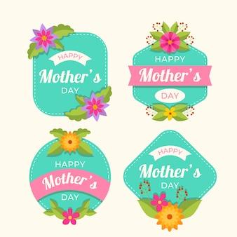 Tema de etiqueta del día de las madres