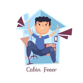 Tema de fiebre de cabina