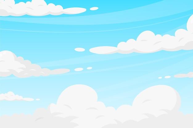 Tema de fondo del cielo