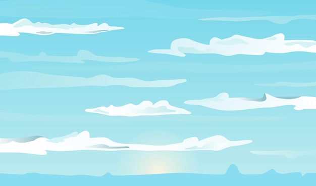 Tema de fondo de pantalla de cielo