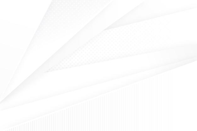 Tema de fondo de pantalla elegante textura blanca