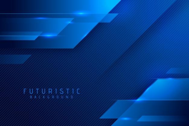Tema de fondo de pantalla futurista abstracto