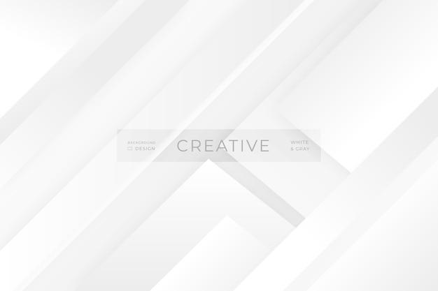 Tema de fondo de textura elegante blanco