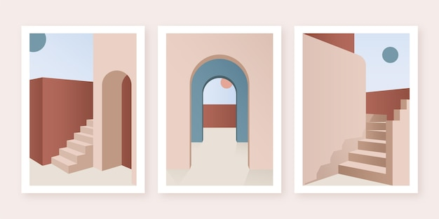 Tema de portadas de arquitectura