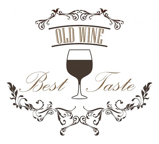 Tema de restaurante de vino