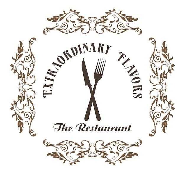 Tema del restaurante