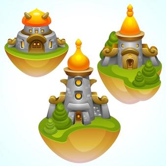 Templos de fantasía