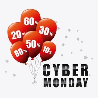Temporada de compras el lunes cibernético