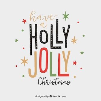 Ten una alegre navidad
